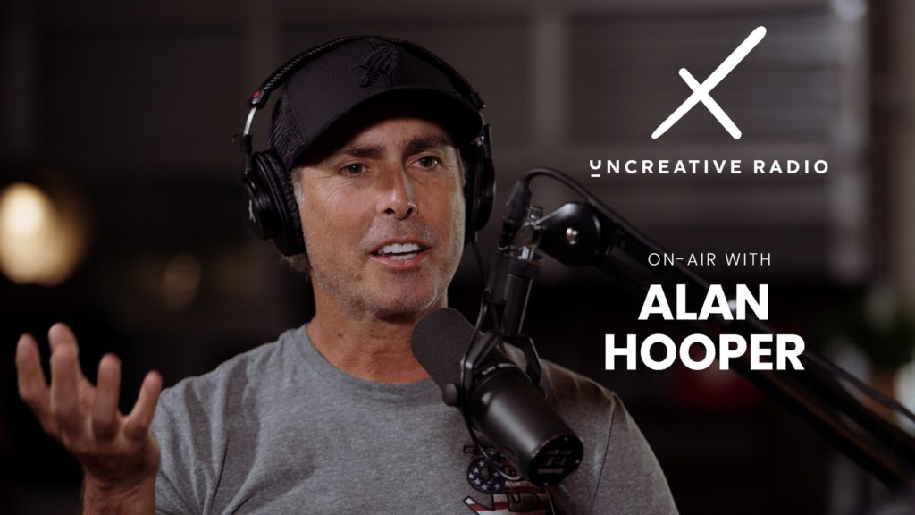 Uncreative Radio with Alan Hooper