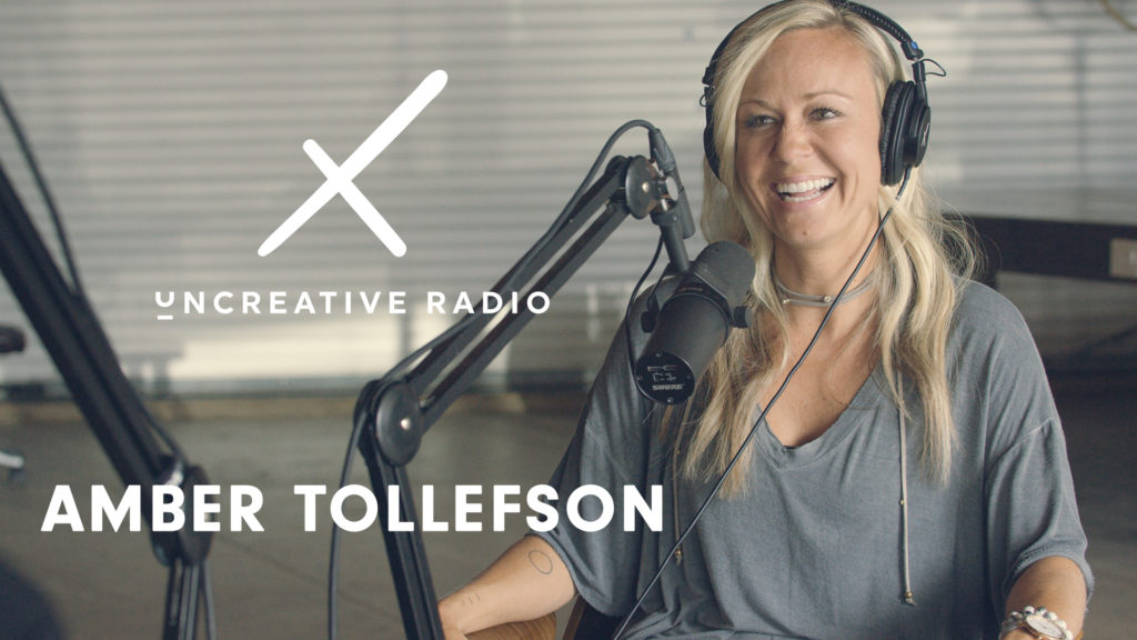 Uncreative Radio with Amber Tollefson