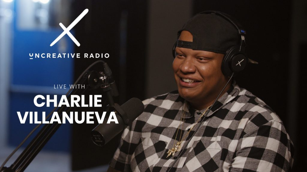 Uncreative Radio with Charlie Villanueva