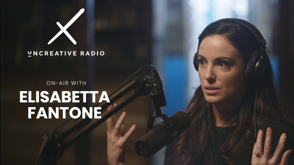 Uncreative Radio with Elisabetta Fantone