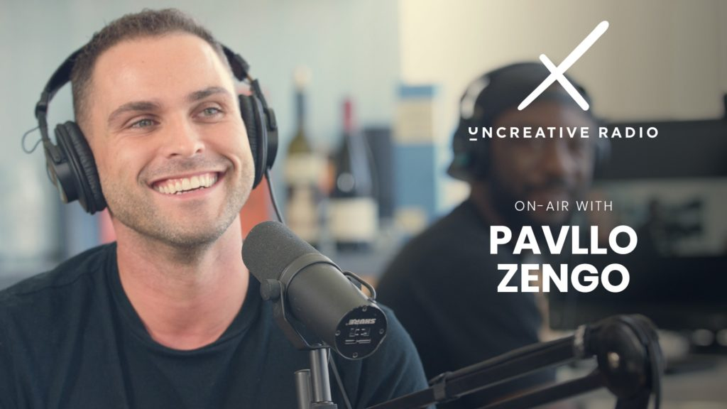 Uncreative Radio with Pavllo Zengo