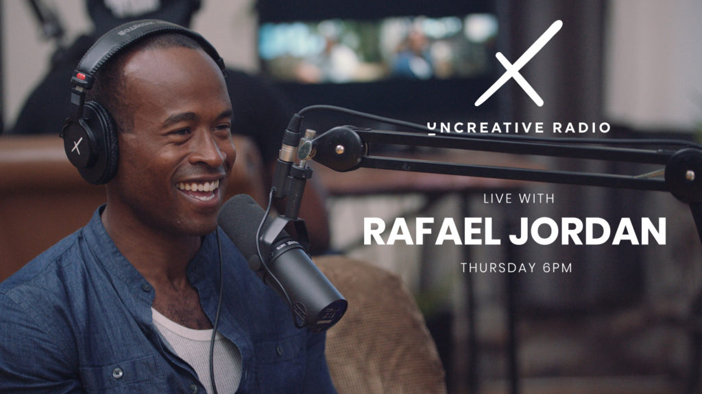 uncreative radio with rafael jordan