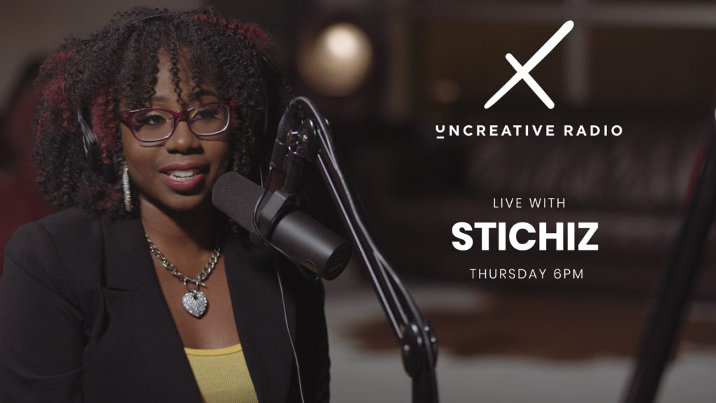 uncreative radio with stichiz